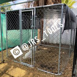 Large Chain Link Dog Kennel Cage Jaula New ! for Sale in San Bernardino,  CA