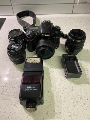 Nikon D600 Bundle for Sale in Seattle, WA