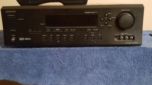 Onkyo A/V Home Theater Stereo Receiver TX-SR502 390 Watts for Sale in Woodruff, SC