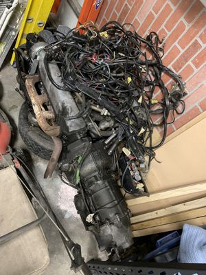Mercedes 450 SL SLC parts part-out for Sale in Tacoma, WA