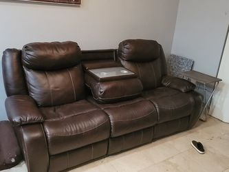 Sofa/recliner for Sale in Hollywood,  FL