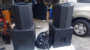 Pro speakers for Sale in Tampa, FL
