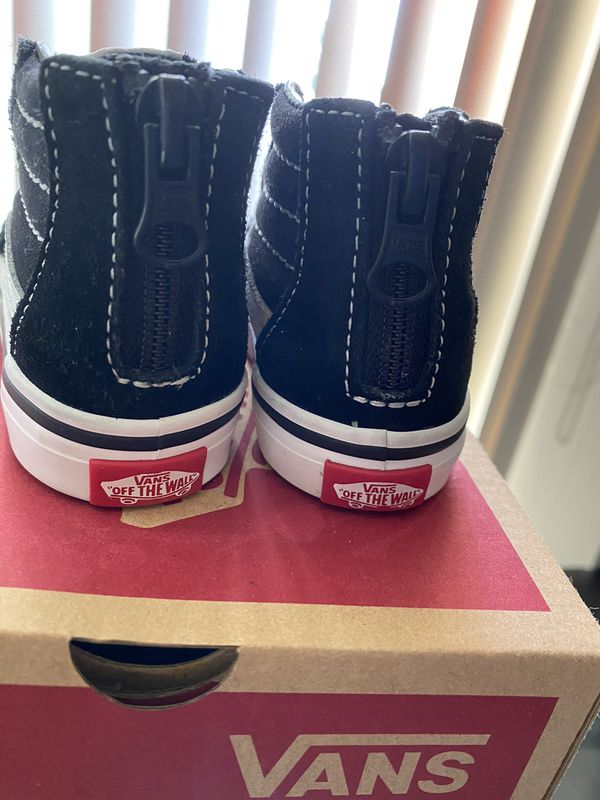 Vans size 5 toddler