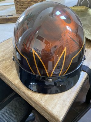 Size large.... custom helmet!! for Sale in Chino Hills, CA