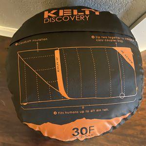Kelty Sleeping Bag for Sale in Tacoma, WA