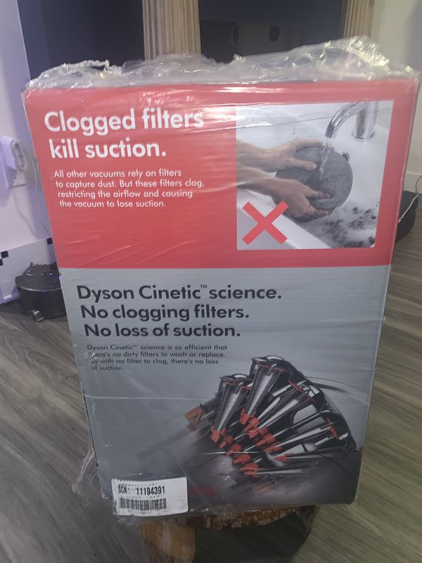 Dyson Cinetic Big Ball Animal Vacuum Cleaner (Brand New/Sealed)