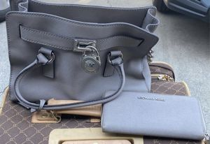 Michael Kors and matching wallet for Sale in Whittier, CA