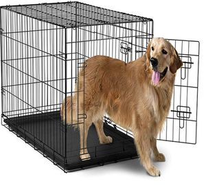 Large Double Door Dog Crate Kennel for Sale in Los Angeles, CA