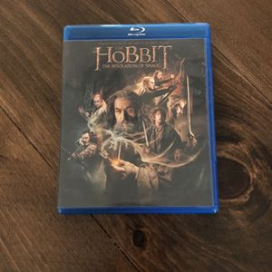 The Hobbit: Desolation Of Smaug [Blu Ray] for Sale in Virginia Beach, VA