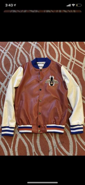 Men's custom Gucci jacket for Sale in Mansfield, TX