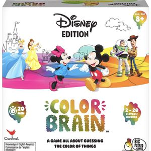 Disney Colorbrain, The Ultimate Board Game for Families who Love Disney for Sale in Florence, SC