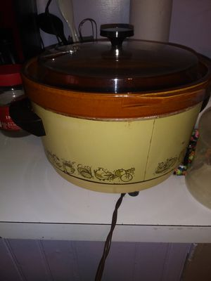 Crock pot for Sale in Providence, RI