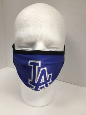 Dodgers adult unisex face mask for Sale in Chula Vista, CA