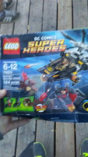 Lego dc superheroes Batman man bat attack for Sale in Missoula, MT