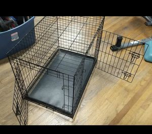 """36"""" large crate kennel dog 🐕 cage for Sale in Portland, OR"""