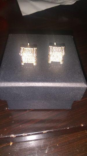 Cubic diamond Earrings for Sale in San Francisco, CA