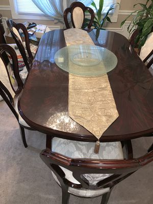 7 piece dining room table for Sale in Waterford, NJ