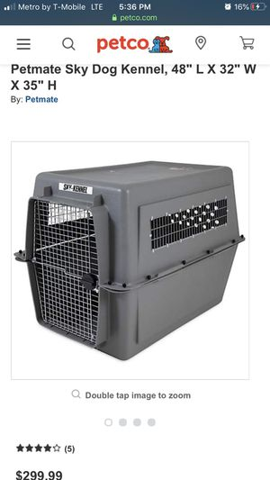 Petmate Kennel for Sale in Richardson, TX