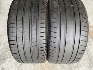 Two 275/30/20 Pirelli and Goodyear tires with 70-90% left Runflats can be sold separately for Sale in Hialeah, FL