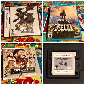 Pokemon Zelda & Fire Emblem Nintendo Games for Sale in Portland, OR
