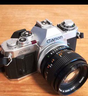 Canon AV-1 film camera for Sale in Beaverton, OR