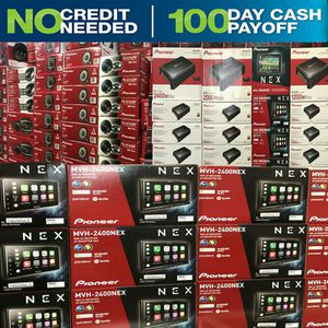Pioneer Car Audio authorized dealers guaranteed lowest prices in LA we're also authorized dealers for JL Audio kicker Kenwood JVC Alpine and more for Sale in Lynwood, CA
