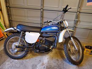 Yamaha enduro 250 2 stroke dirt bike for Sale in Ravenna, OH