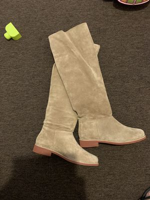 Michael Kors suede boots for Sale in Bell Gardens, CA