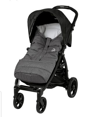 Vario Foot Muff Grey Adjustable Thermore Child Cover Peg-Perego Baby Strollers for Sale in Tampa, FL
