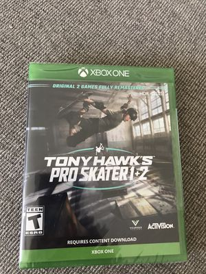 Tony hawk pro skater Xbox one for Sale in Ontario, CA