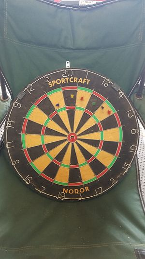 Cork Dart Board for Sale in Mansfield, TX