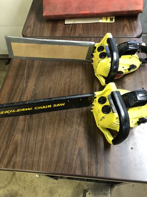 2 skilsaw 1616 chainsaw for Sale in Wauconda, IL
