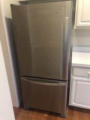 Whirlpool Refrigerator for Sale in Ashburn, VA