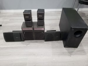 Bose speakers for Sale in Bolingbrook, IL