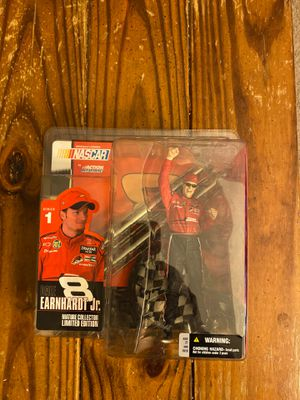 Mcfarlane Toys Dale Earnhardt Jr action figure for Sale in Tacoma, WA