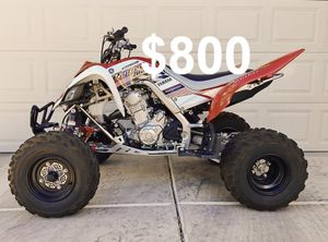 ✅Ask for 💲 800 urgentl 2008Yamaha Raptor700rr for Sale in Independence, MO