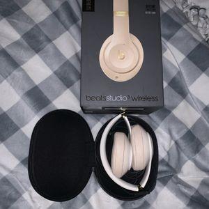 Beats Studio 3 Wireless Headset for Sale in Sarasota, FL