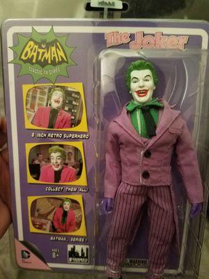 The Figures Toy Co. DC Comics Batman Classic The Joker Figure for Sale in Riverside, CA