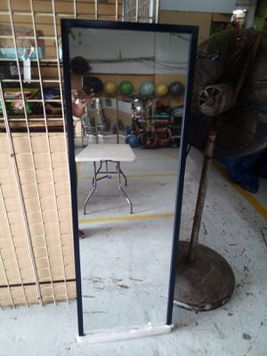 Mirror color blue hanging floor 60x20 for Sale in Los Angeles, CA