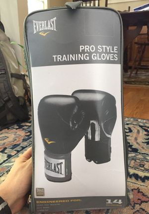 Boxing gloves and hand wraps for Sale in Clayton, MO