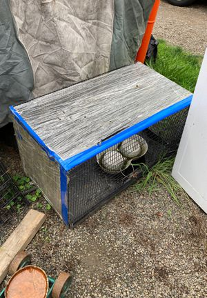 Animal cage for Sale in Beaverton, OR