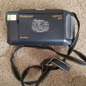 Polaroid Auto Focus CAPTIVA 95 Film Camera for Sale in Dinuba, CA
