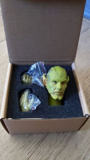 1/6 Skrull head for Sale in Hacienda Heights, CA