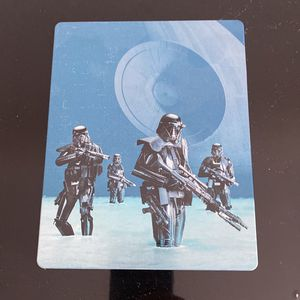 Star Wars Rogue One Steelbook Exclusive for Sale in Mount Prospect, IL
