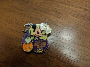 Disney limited-release pin Mickey's not-so-scary Halloween party 2008 for Sale in Glendale, AZ