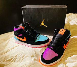 Air Jordan 1 mid - Size 9 for Sale in Grand Prairie, TX