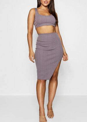Bandage top and skirt set for Sale in Taunton, MA