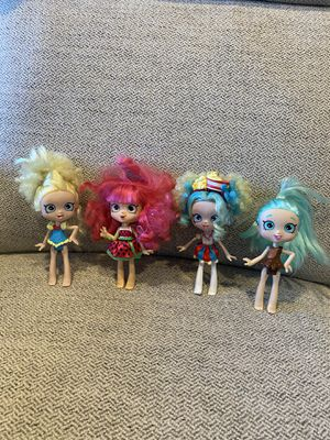 "Shopkins collectibles dolls 5"" for Sale in West Sacramento, CA"