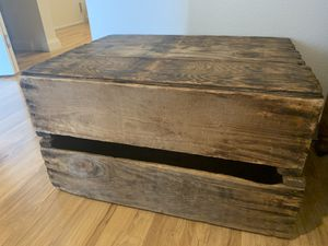 Authentic Vintage Wooden Crates for Sale in Portland, OR