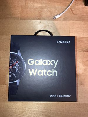Samsung Galaxy Watch - 46mm - Bluetooth for Sale in Anderson, SC